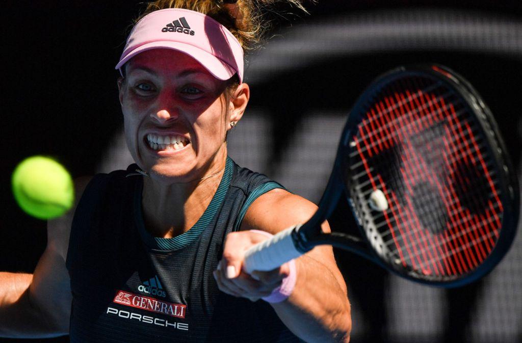 Wimbledon-Siegerin Angelique Kerber ist die unumstrittene Frontfrau im deutschen Tennis. Foto: AFP
