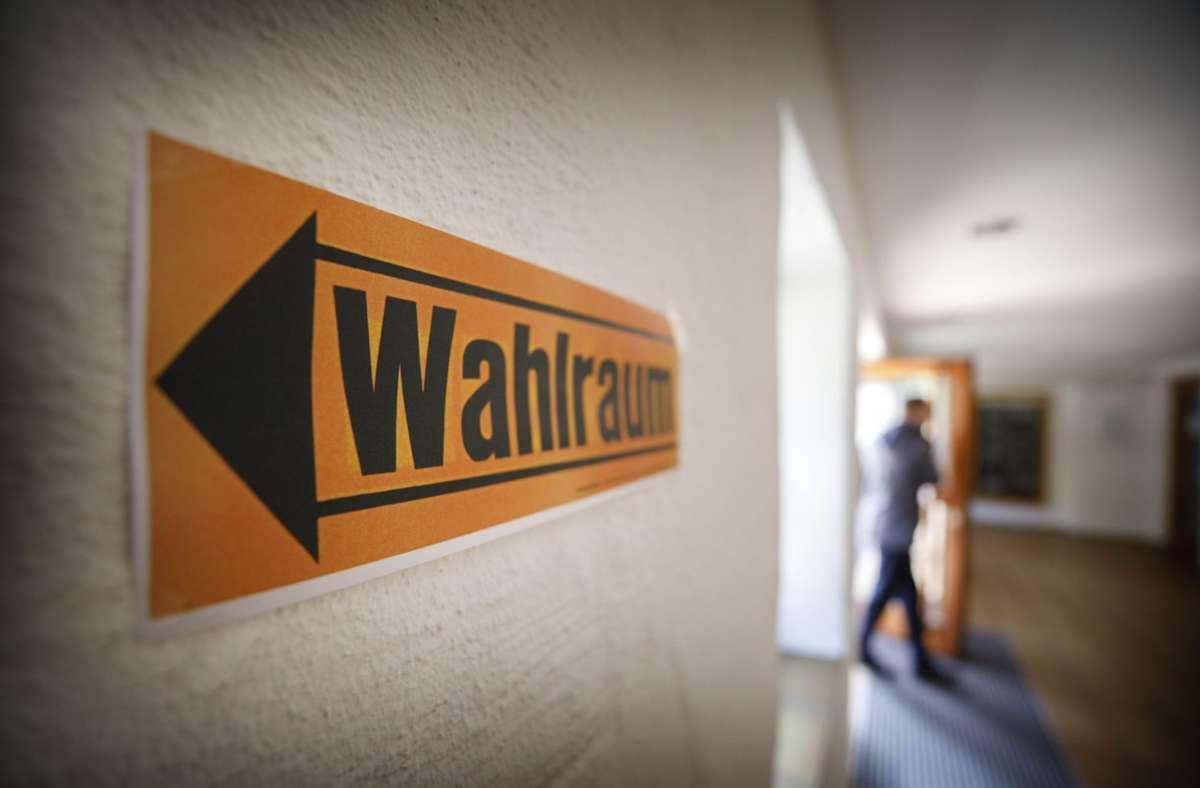 Wer holt im Wahlkreis Schorndorf am 14. März ein Landtagsmandat? Klicken Sie sich durch unsere Bildergalerie. Foto: © C) Gottfried Stoppel