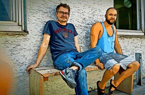 Wolfgang und Amadeus rocken Feuerbach