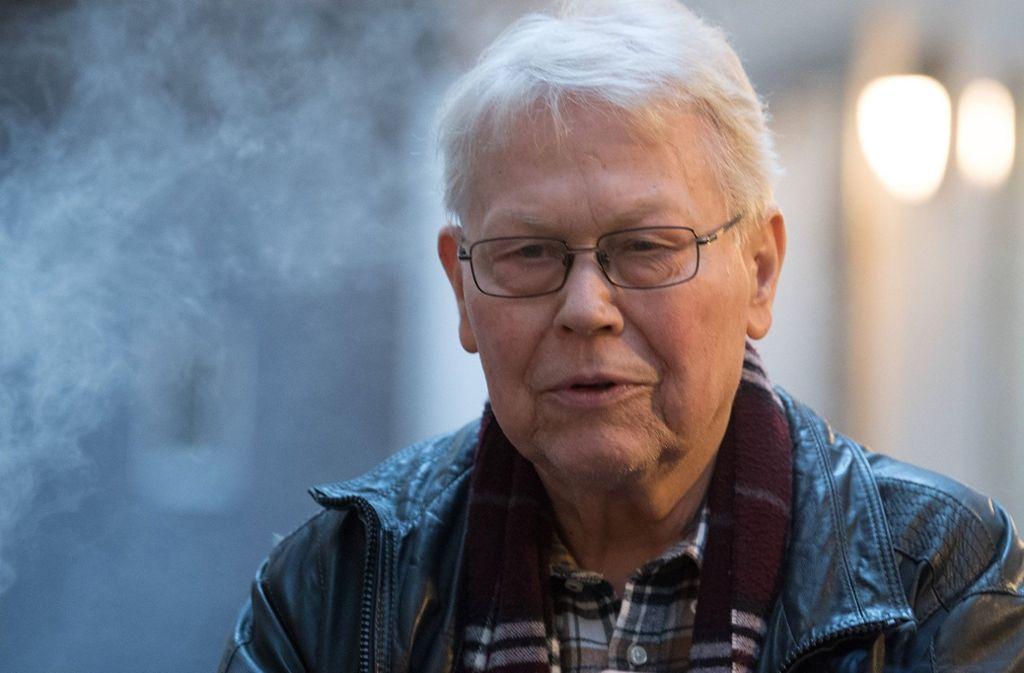 Kupfer starb am Montag im Alter von 84 Jahren in Berlin. Foto: dpa/Soeren Stache