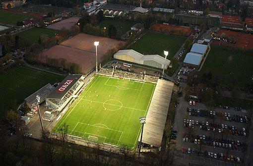 VfB Stuttgart testet bei den Kickers