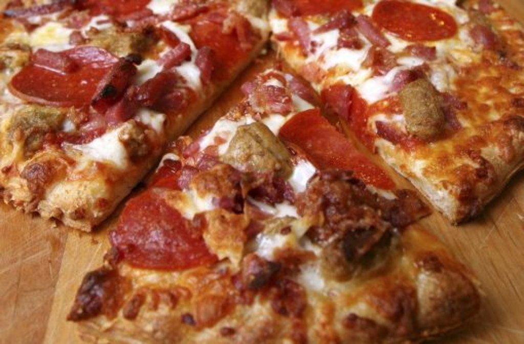 Pizzeria Toskana oder Toscana? Foto: AP