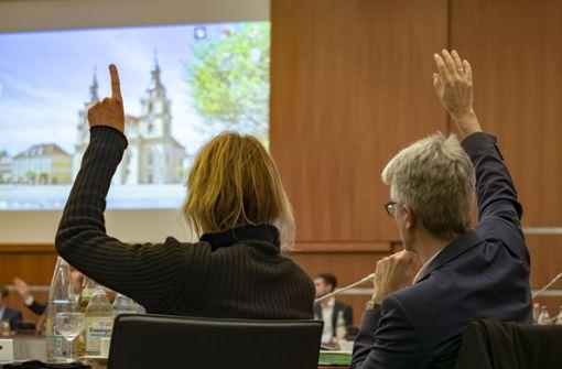 Beschäftigt die Stadt Ludwigsburg zu viel Personal?