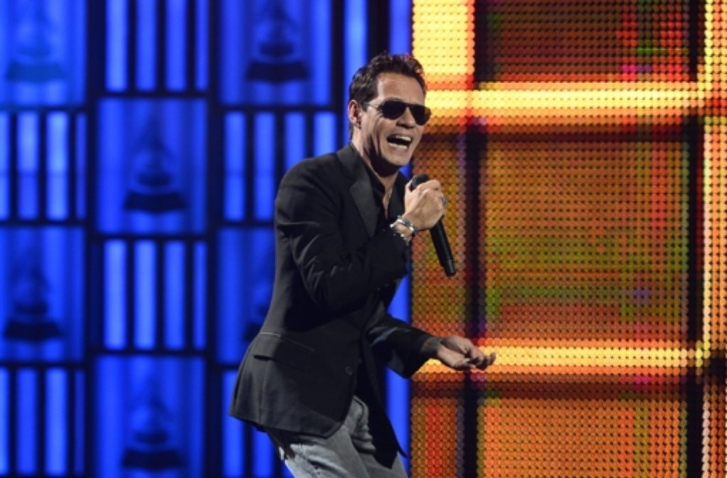Für seinen Song Vivir mi Vida wurde Marc Anthony mit einem Latin Grammy ausgezeichet. Foto: dpa