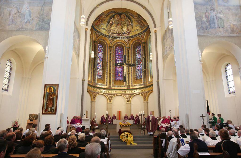 In der katholischen Kirche soll sich viel ändern, fordern die Frauen. Foto: dpa