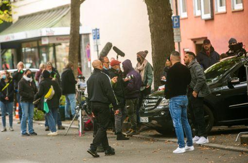 Geschichte des Rappers Xatar wird in Esslingen verfilmt