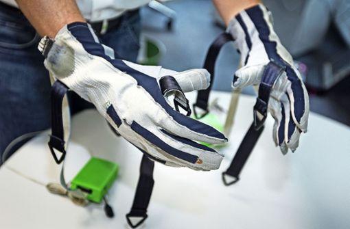 Der Handschuh mit der Riesenkraft