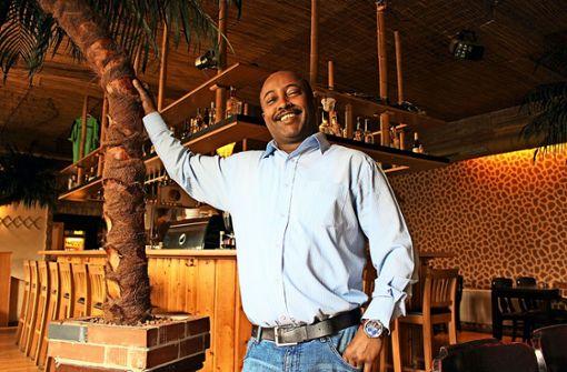 Harambe Afrika Hotel Restaurant Stuttgart