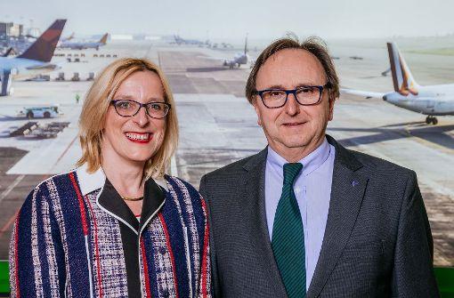 Aufsichtsrat kürt Arina Freitag zur Flughafenchefin