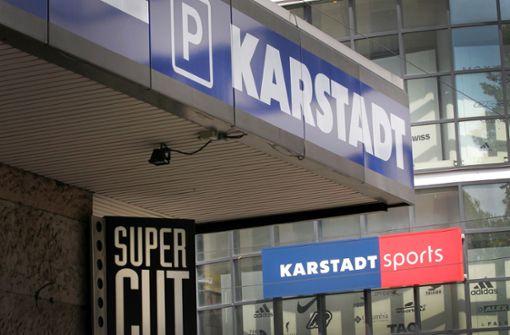 Karstadt Sports in  Stuttgart  vor dem Aus
