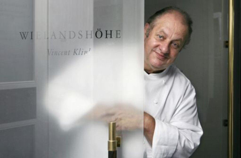 Das am besten bewertete Restaurant Stuttgart ist laut S. Pellegrino kulinarische Auslese Vincent Klinks Wielandshöhe. Foto: dpa
