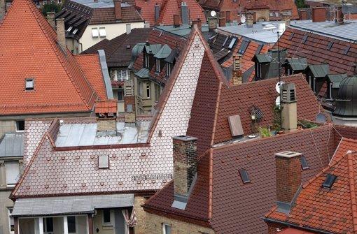 Runter vom Dach