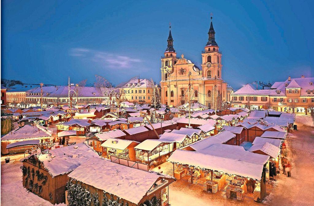 """Die """"Alpenländische Weihnacht"""" gastiert dieses Jahr am 15. Dezember in derFriedenskirche Ludwigsburg. Foto: Events Ludwigsburg"""