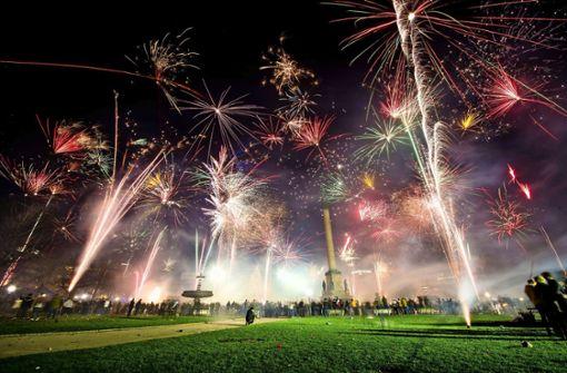 Stuttgarter Feuerwerkshändler appelliert an die Vernunft