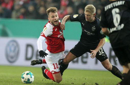 FSV Mainz 05 bangt um Einsatz von Alexandru Maxim