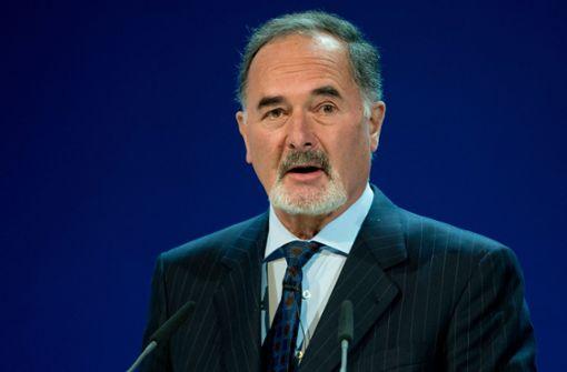 Bernd Pischetsrieder soll neuer Chef des Daimler-Aufsichtsrates werden