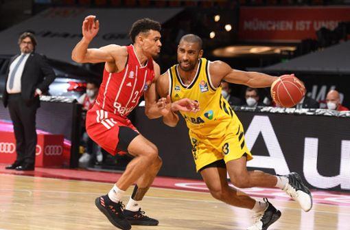 Alba Berlin kämpft sich zum Basketball-Meistertitel