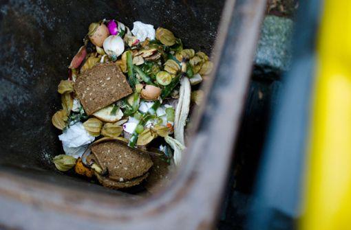 Zwölf Millionen Tonnen Lebensmittel landen in der Tonne
