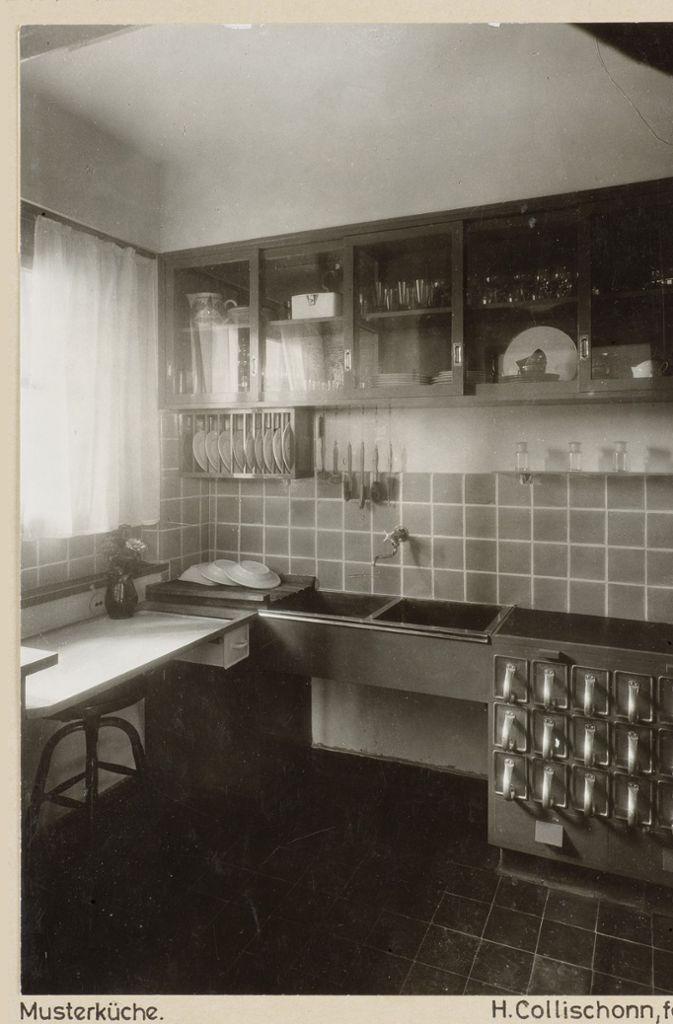 Frankfurter Küche  Foto: Copyright: Historisches Museum Frankfurt