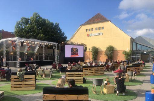 Neue Bühnen in Stuttgart  bitten um Förderung