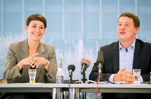 Grünen-Landeschefs wollen weitere Amtszeit antreten
