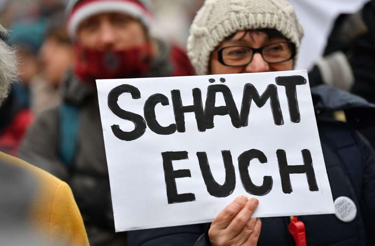 Wahl In Thüringen Heute