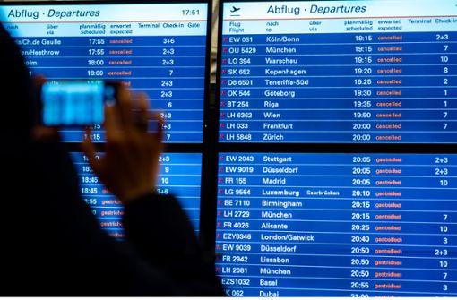 Airlines ignorieren Verbraucherrechte