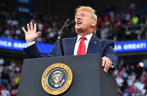 Donald Trump gerät nach Botschafter-Aussage in Bedrängnis
