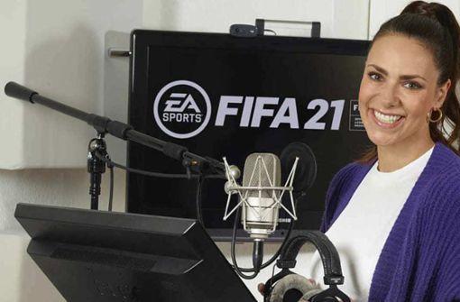 Sky-Moderatorin wird neue Stimme bei  Fifa 21