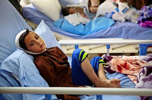 """""""Im Jemen stirbt die Hoffnung auf Besserung"""""""