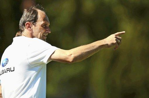 U23 der Kickers empfängt Villingen