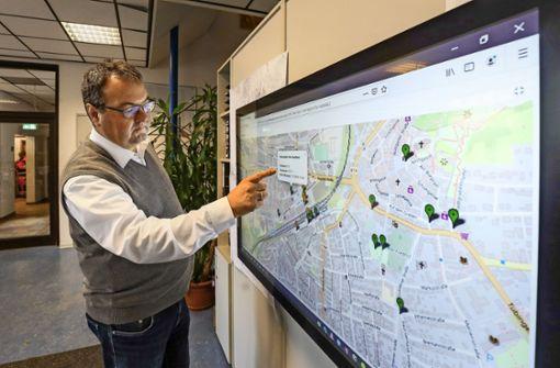 Warum Herrenberg ein stadtweites Google-Maps baut