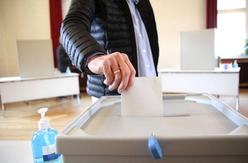 Live-Ticker zum Wahlkreis Böblingen