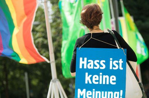 Landtag stellt sich gegen die Hetzer