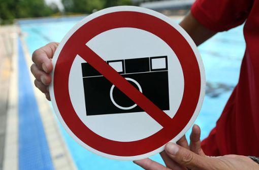 Schwimmbäder suchen Lösungen fürs Fotografieren