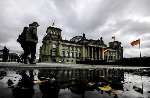 Union und SPD gehen optimistisch in Sondierungen