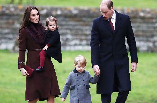 So süß ist der Nachwuchs der britischen Royals