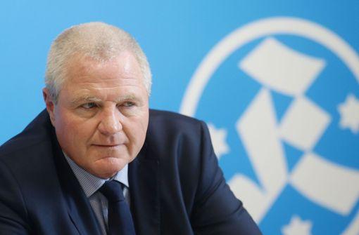 """""""Die Lage der Stuttgarter Kickers ist ernst"""""""