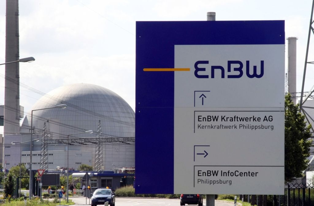 Kommt nicht zur Ruhe: das Atomkraftwerk in Philippsburg Foto: dpa