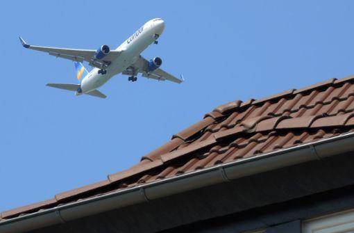 Massive Zunahme von Beschwerden über Fluglärm