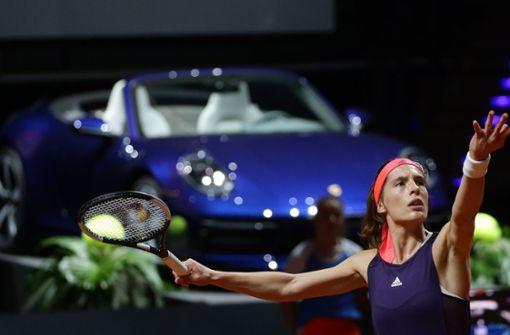 Konsequenzen für den Porsche Tennis Grand Prix?