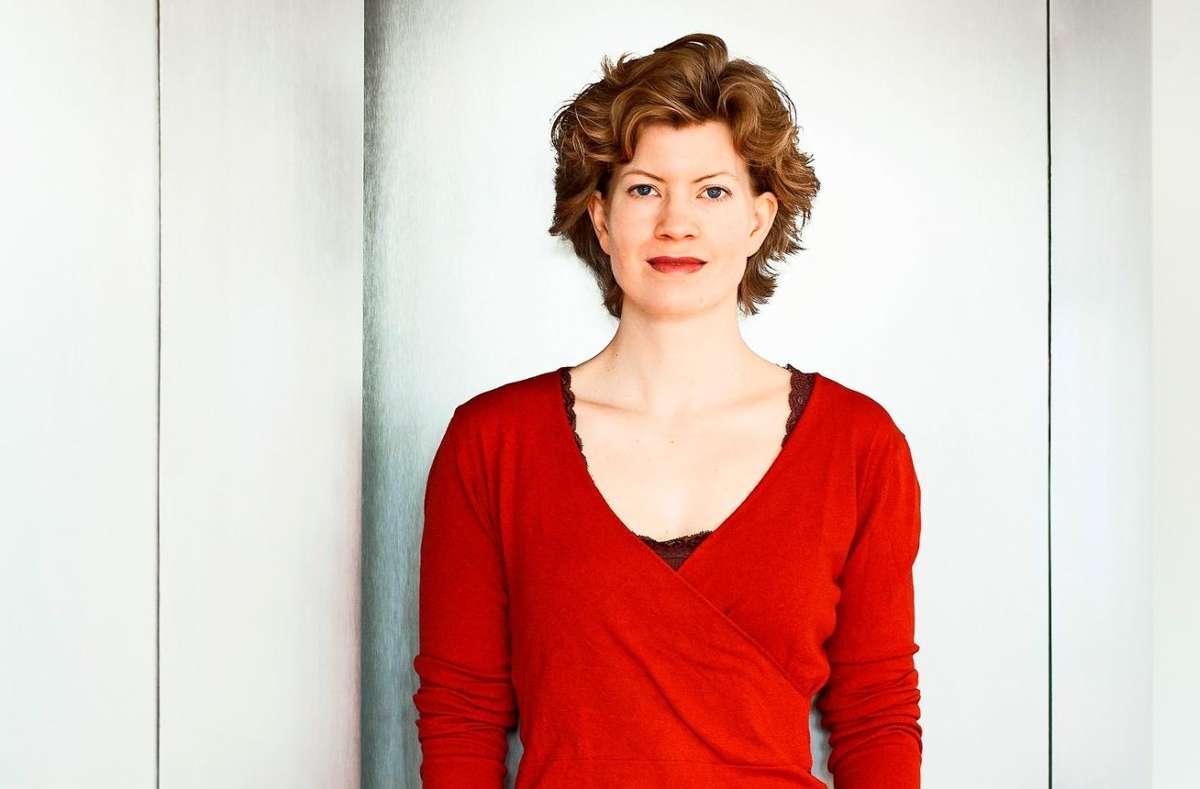 Katrin Zagrosek, Internationale Bachakademie Stuttgart Foto: Helge Krückeberg