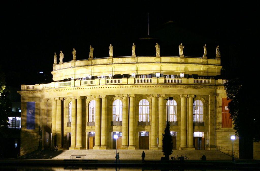 Die Suche nach einem Ausweichquartier für die Stuttgarter Oper ist schwierig Foto: dpa