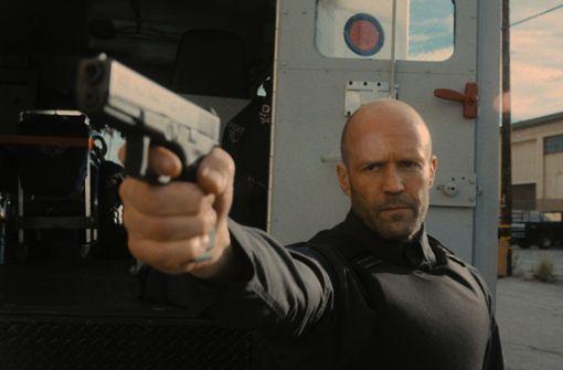 Jason Statham und Guy Ritchie todernst