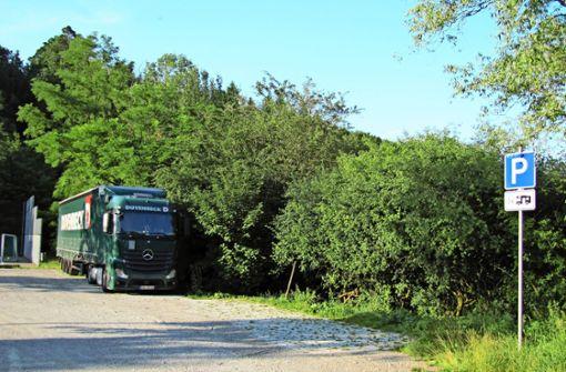 Stellplatz  der Camper blockiert – und Stadt kann nichts tun