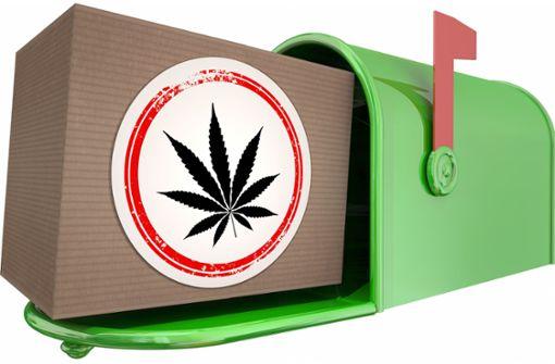 Paket mit elf Kilogramm Marihuana sichergestellt