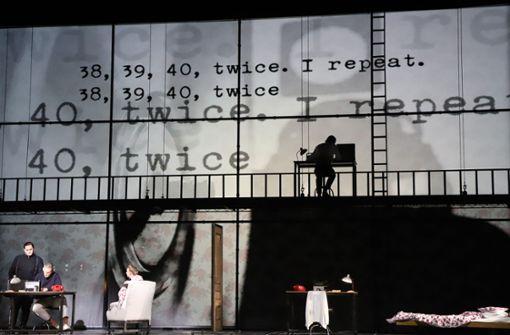 """Philip Glass Oper """"Orphée"""" in London"""