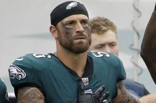 NFL-Star spendet sein gesamtes Gehalt