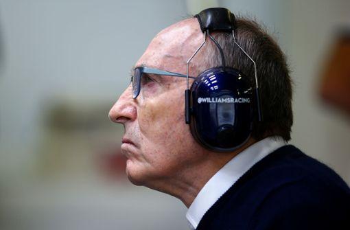 Die Ikone Frank Williams – seit 50 Jahren in der Formel 1