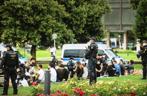 Wie rassistisch ist die Landespolizei?